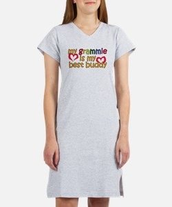 Cute Best buddies Women's Nightshirt
