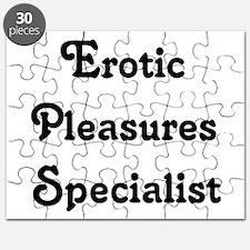 Erotic Pleasures Specialist Puzzle