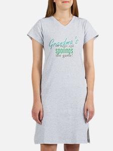 Grandma's the Name! Women's Nightshirt