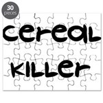 Cereal Killer Puzzle