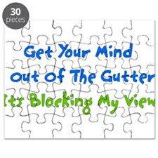 Mind In The Gutter Puzzle