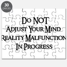 Reality Malfunction Puzzle