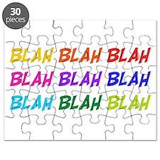 Blah Blah Blah Puzzle