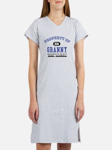 Property of Granny Women's Nightshirt