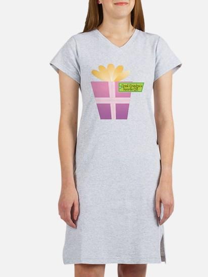 Great Grandma's Favorite Gift Women's Nightshirt