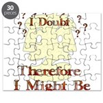 Doubt Therefore Might Be Puzzle