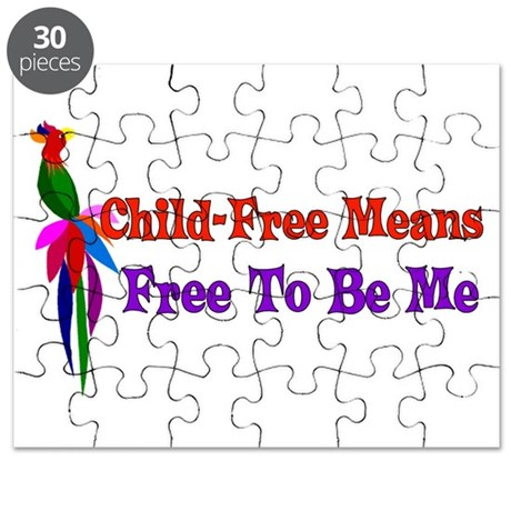 Child-Free To Be Me Puzzle