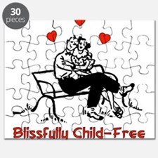 Blissful Child-Free Couple Puzzle
