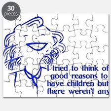 Reason For Child-Free Puzzle