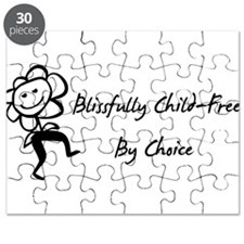 Blissfully Child-Free Puzzle