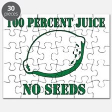 Juice No Seeds Puzzle