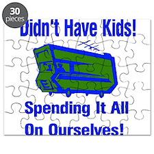 Spending Our Inheritance Puzzle