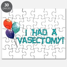 I Had A Vasectomy Puzzle