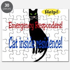 Emergency Stickers Puzzle