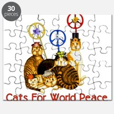 World Peace Cats Puzzle
