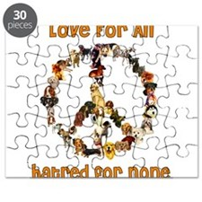 Dogs Of Peace Puzzle