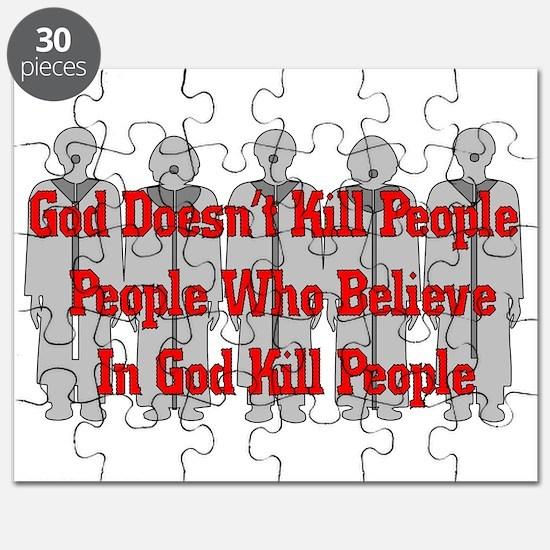 Religious Crazies Puzzle