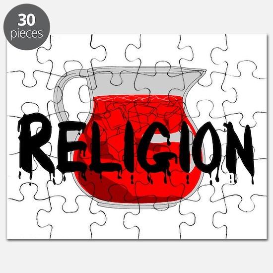 Brainwashing Drink Puzzle