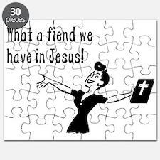 Jesus Fiend Puzzle