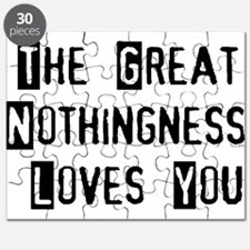 Great Nothingness Loves You Puzzle