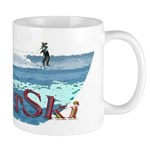 Water ski Mug