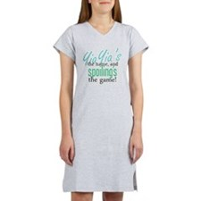 YiaYia's the Name! Women's Nightshirt