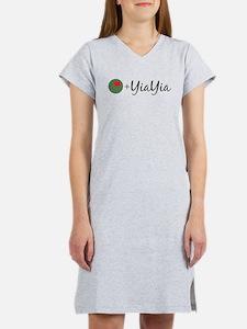Olive YiaYia Women's Nightshirt