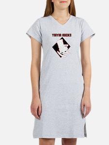 YiaYia Rocks Women's Nightshirt