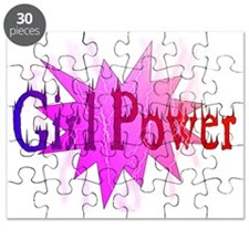 Girl Power Puzzle