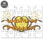 Woman Power Puzzle