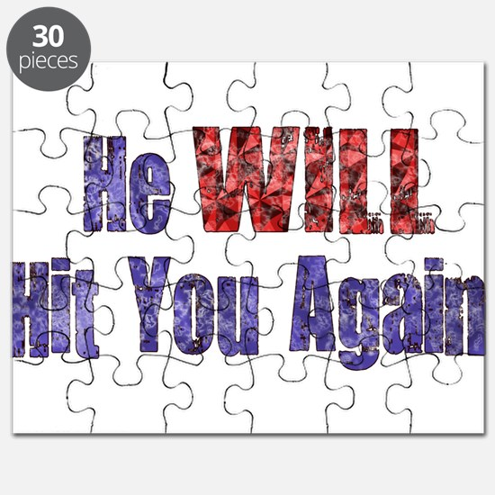 He Will Hit You Again Puzzle
