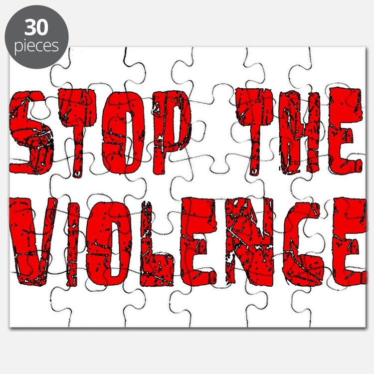 Stop The Violence Puzzle