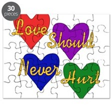 End Domestic Violence Puzzle