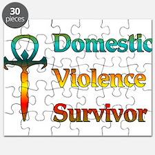 Domestic Violence Survivor Puzzle