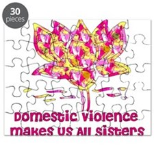 Domestic Violence Sisters Puzzle