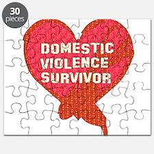 Violence Survivor Puzzle