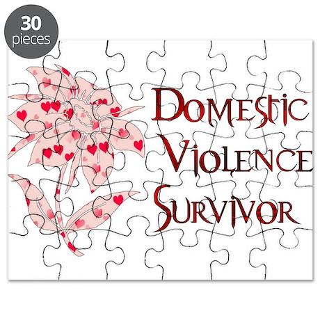 Domestic Abuse Survivor Puzzle