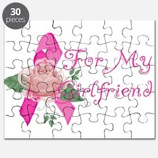 Breast Cancer Support Girlfri Puzzle