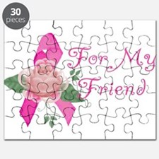 Breast Cancer Support Friend Puzzle
