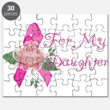 Breast Cancer Support Daughte Puzzle