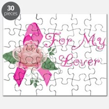Breast Cancer Support Lover Puzzle
