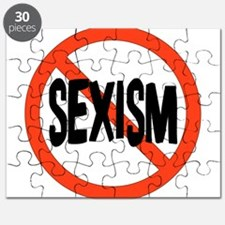 No To Sexism Puzzle