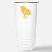 Vegan Chick Stainless Steel Travel Mug