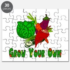 Grow Your Own Puzzle