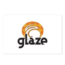 Glaze Solar Spec Postcards (Package of 8)