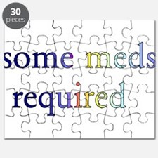 Some Meds Required Puzzle