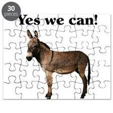 Yes we can! Puzzle