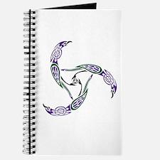 Knotwork Ravens Journal