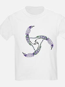 Knotwork Ravens T-Shirt