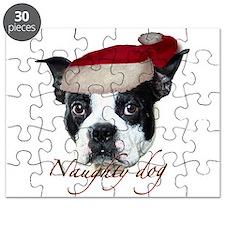 Naughty Dog Puzzle